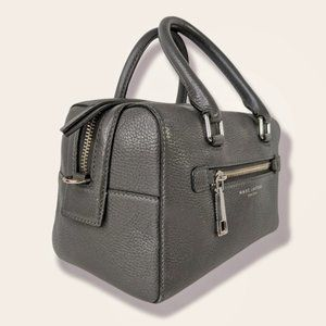 Marc Jacobs Recruit Bauletto Leather Tote Bag